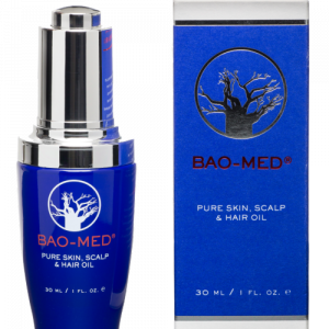 bao-med pure skin and scalp oil