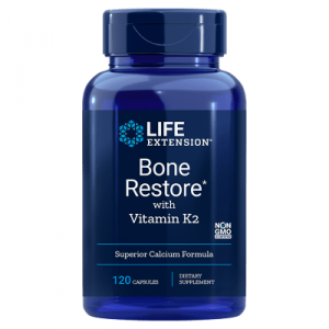Life extension Bone restore with vitame k2