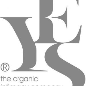 YES logo grey organic intimacy