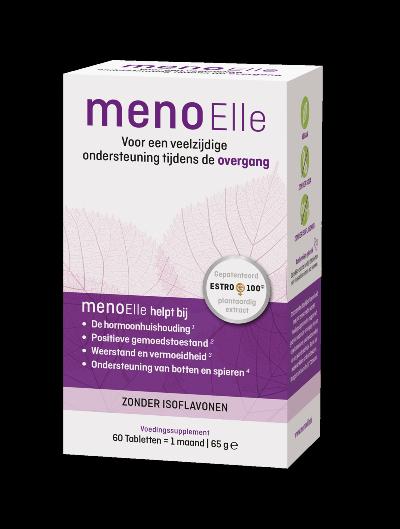 MenoElle verpakking transparant