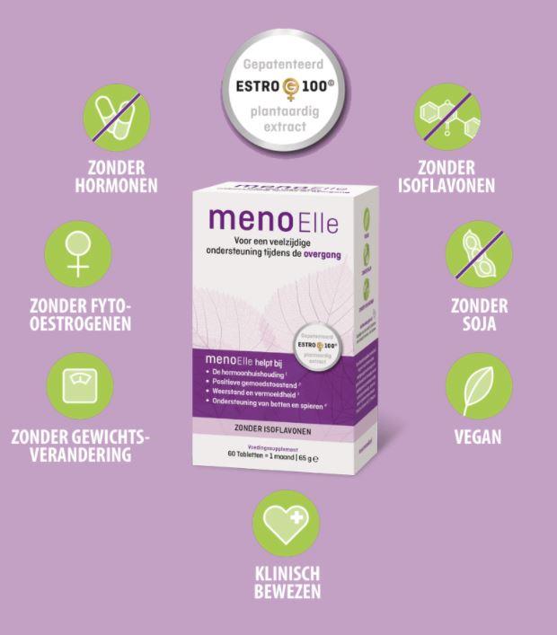 MenoElle en haar voordelen