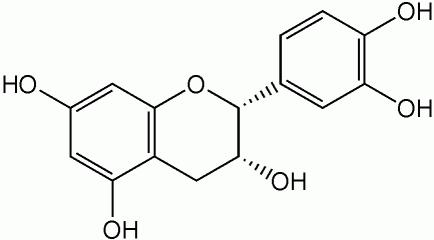 oestrogeen molecuulstructuur