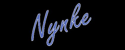 Nynke writing
