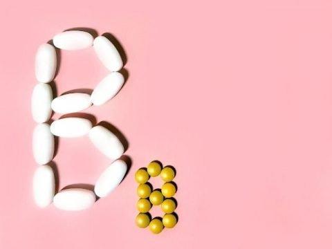 Vitamine B is vitamine haar