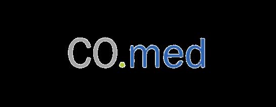 CO.med magazin Logo MenoElle