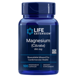 Life Extension Magnesium citraat voorkant