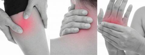 pijn in spieren en gewrichten tijdens de overgang